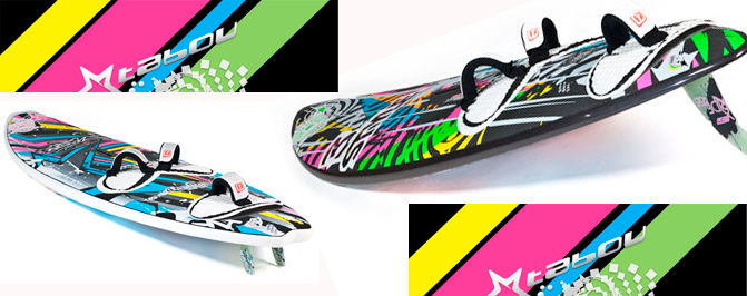 Tabou Windsurfing Boards