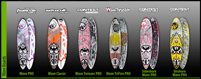 RRD Wave Boards
